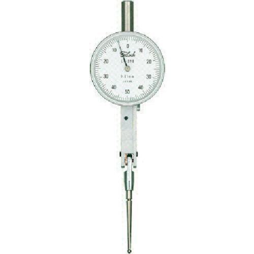 ■テクロック レバーテスト 測定範囲0~1.00mm LT-316 (株)テクロック【1029428:0】