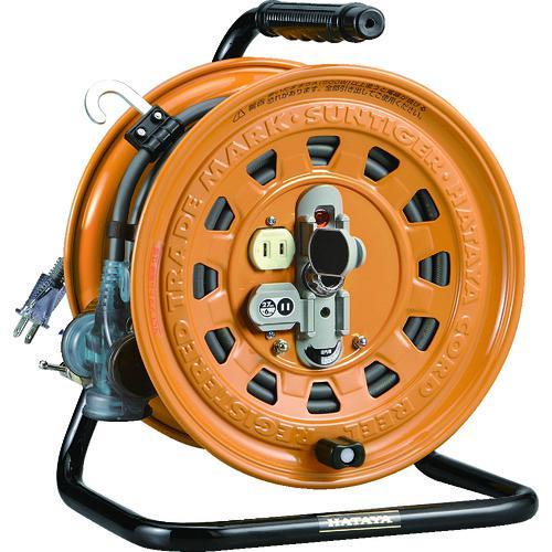 ■ハタヤ 逆配電型コードリール マルチテモートリール 単相100V 27+6M  TGM-130 【1061828:0】