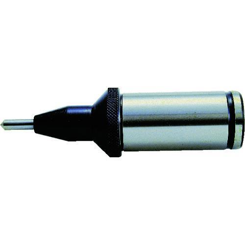 ■TRUSCO ラインマスター硬質焼入タイプ 芯径6MM 先端角度90゜  L32-130 【1064908:0】