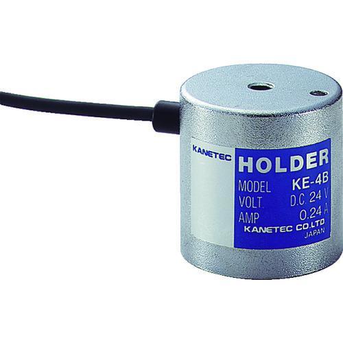 ■カネテック 電磁ホルダー 径40mm×高さ40mm KE-4B カネテック(株)【1077422:0】