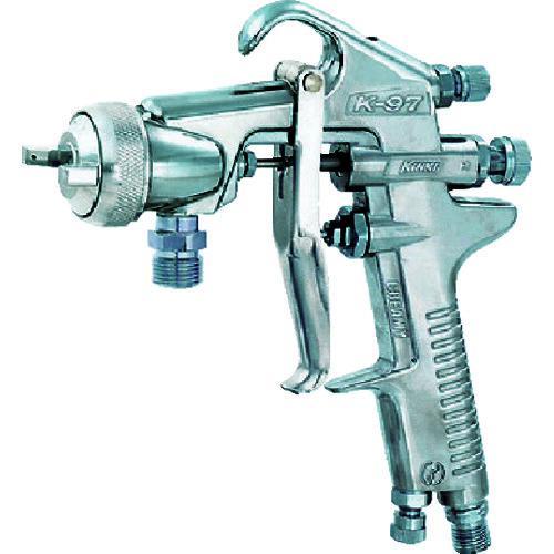 ■近畿 クリーミー吸上式スプレーガン ノズル径2mm C-97S-20 (株)近畿製作所【1080890:0】