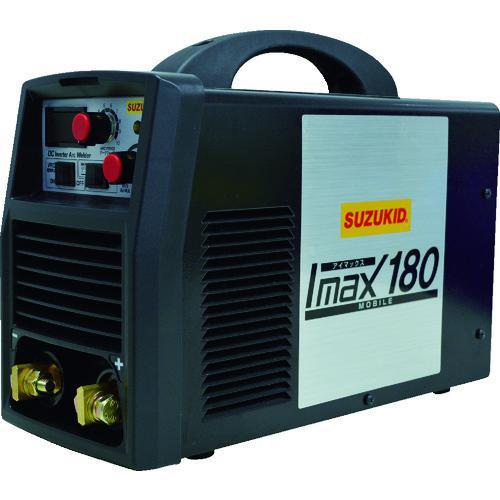 ■SUZUKID インバータ制御 直流アーク溶接機アイマックス180  SIM-180 【1109154:0】