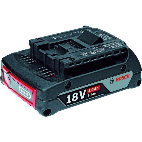 ■ボッシュ リチウムイオンバッテリー GBA18V3.0AH ボッシュ(株)【1109481:0】
