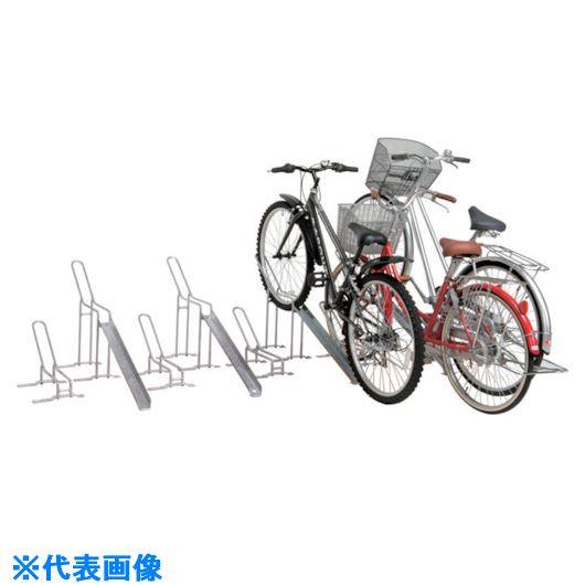 ■タクボ 自転車置場 SP-CR1-1 スイングラック〔品番:SP-CR1-1〕【1117994 :0】[送料別途見積り][法人・事業所限定][外直送][店舗受取不可]
