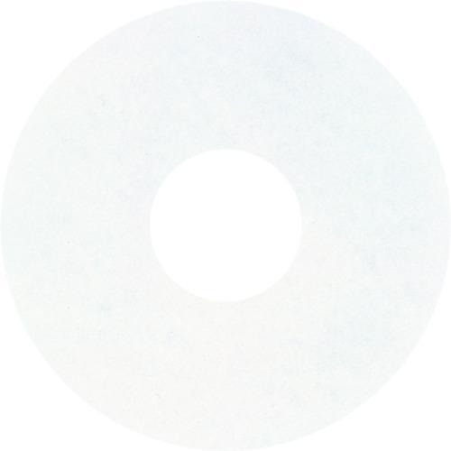 ■アマノ 自動床面洗浄機EG用パッド白 17インチ(5枚) HFU202500 アマノ(株)【1142075×5:0】