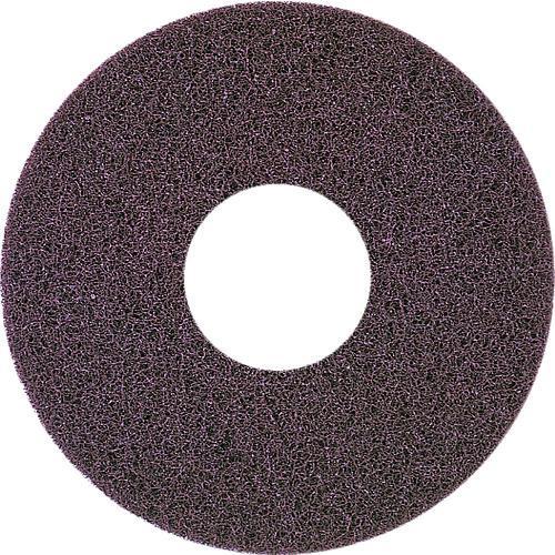 ■アマノ 自動床面洗浄機EG用パッド茶 17インチ(5枚) HFU202200 アマノ(株)【1142081×5:0】