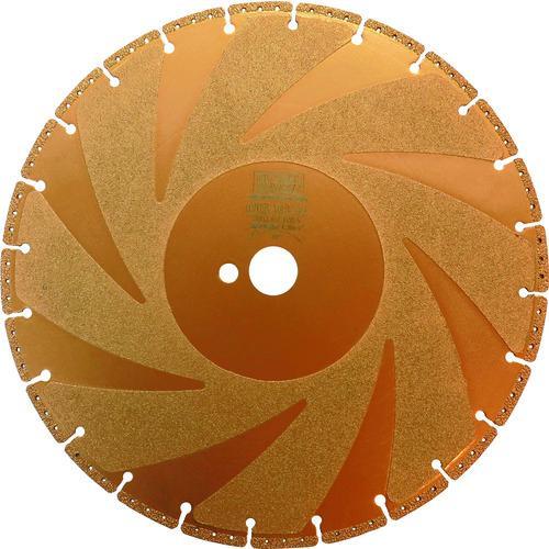 ■モトユキ 鋳鉄管用ダイヤモンドカッター14インチ  GDS-VB-14 【1143075:0】