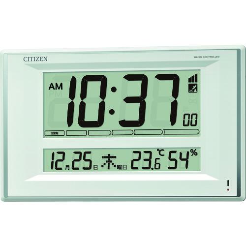 ■シチズン シチズン 電波時計(掛置兼用) 8RZ198-003 【1145129:0】