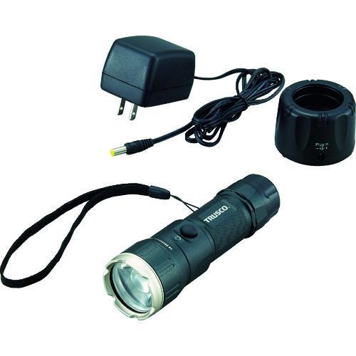 ■TRUSCO アルミLEDライト 充電式 250ルーメン Φ45X142 TAT-70C1A トラスコ中山(株)【1145678:0】