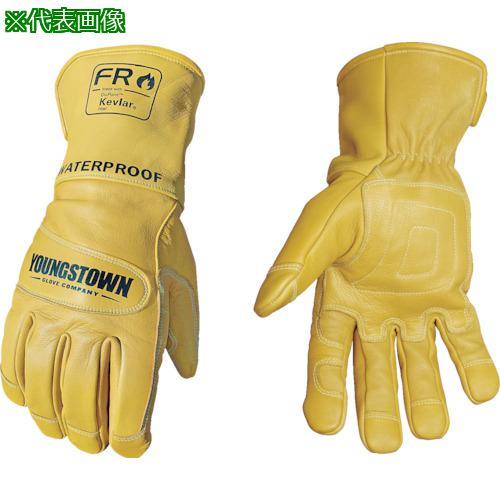 ■YOUNGST 革手袋 FRウォータープルーフレザー ケブラー(R) 11-3285-60-L YOUNGSTOWN社【1146944:0】