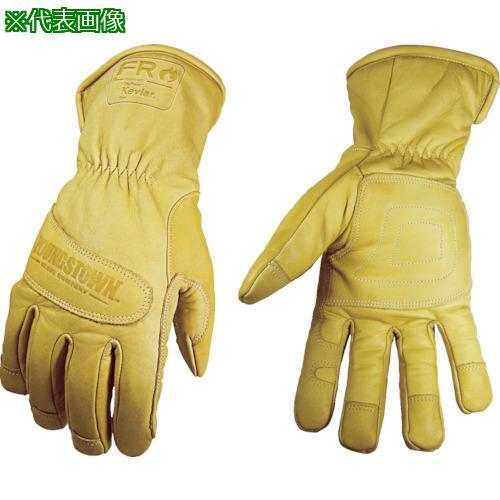 ■YOUNGST 革手袋 FRウォータープルーフ アルティメット ケブラー(R) M  12-3290-60-M 【1146958:0】