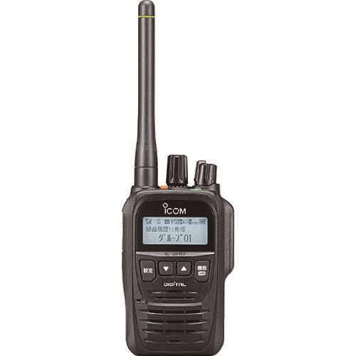■アイコム デジタルトランシーバー IC-DPR7 アイコム(株)【1150166:0】