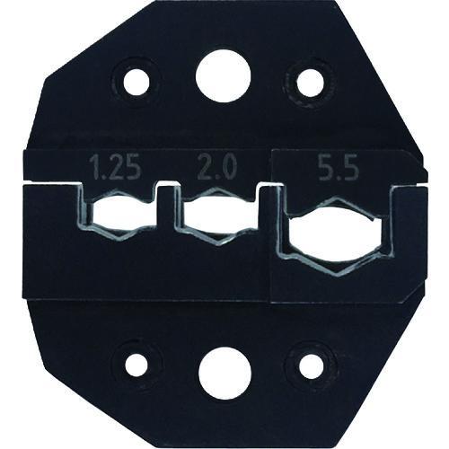 ■クラウケ 専用ダイス 絶縁端子用 1.25~5.5sq J5020 Klauke社【1150635:0】