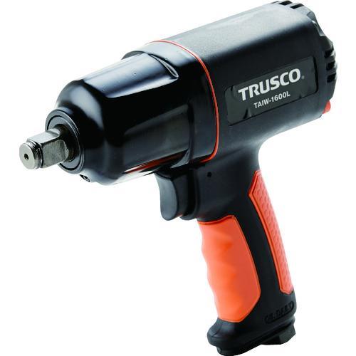 ■TRUSCO エアーインパクトレンチ 軽量タイプ 差込角12.7MM  TAIW-1600L 【1151141:0】