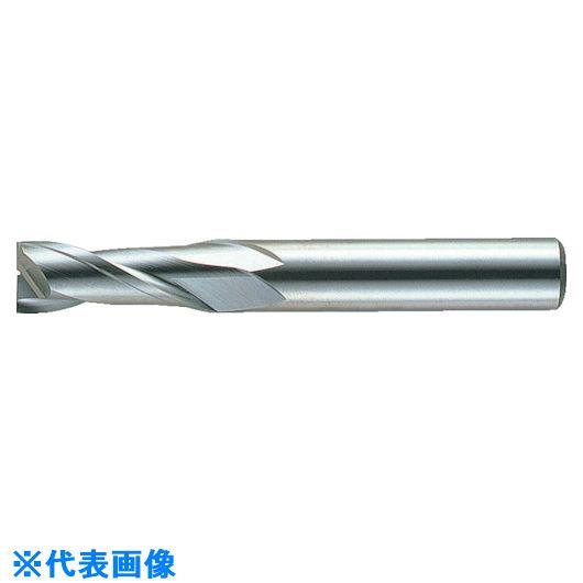■三菱K 超硬ノンコートエンドミル9.0mm C2MSD0900 【1152386:0】