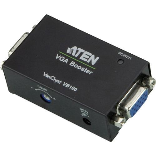 ■ATEN ビデオリピーター VGA対応 VB100 ATENジャパン(株)【1152911:0】