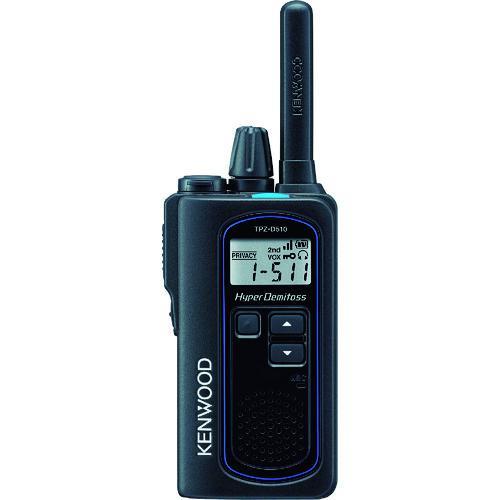 ■ケンウッド デジタル無線機(簡易登録申請タイプ) TPZ-D510 (株)JVCケンウッド【1155288:0】