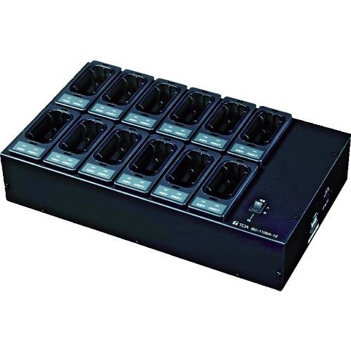 ■TOA ワイヤレスガイド用充電器 12台用 BC-1100A-12 TOA(株)【1155977:0】