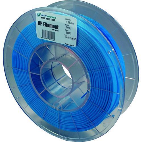 ■ホッティポリマー HPフィラメント《スーパーフレキシブルタイプ》青 BL-500 【1166293:0】