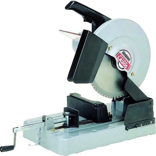 ?新ダイワ 小型切断機307mmチップソーカッター 低速型 LA305 (株)やまびこ【1169572:0】