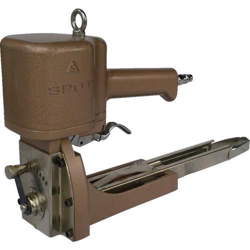■SPOT エアー式ステープラー AS-89 18・19mm (株)イチネンSHOKO【1197762:0】
