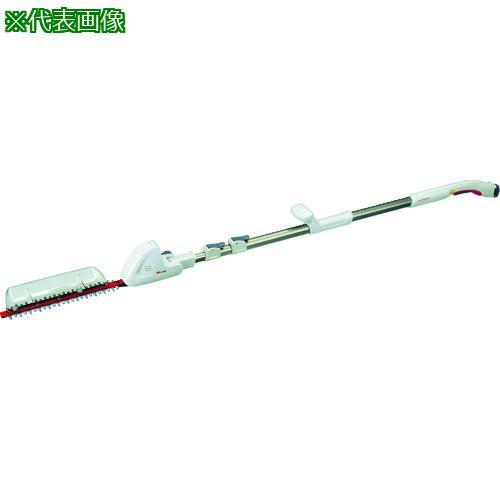 ■メルシー 充電式 伸縮スリムバリカン バッテリー2個付  E483012B 【1230109:0】