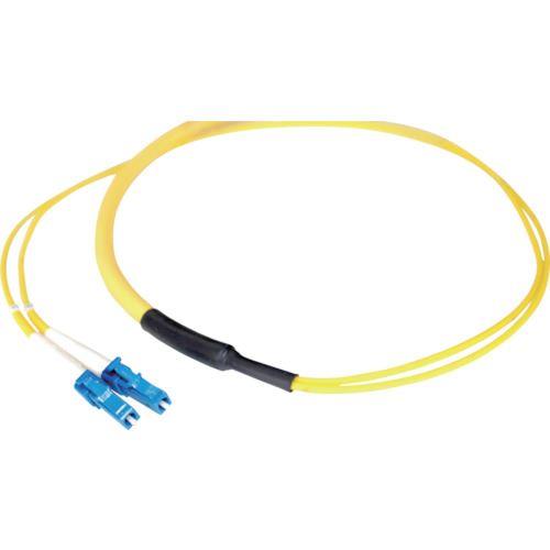 高強度光ファイバーケーブル シングルモード 両端LCコネクタ 530m〔品番:2L-NDLC530〕【1233090:0】[法人・事業所限定][外直送元] 2芯 ■ATEN