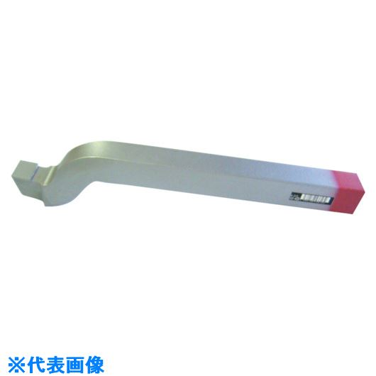 ■三和 超硬付刃バイト W519形(三和規格) 25×25×270 K20 K20 K20 〔品番:W519-4〕【1248878:0】