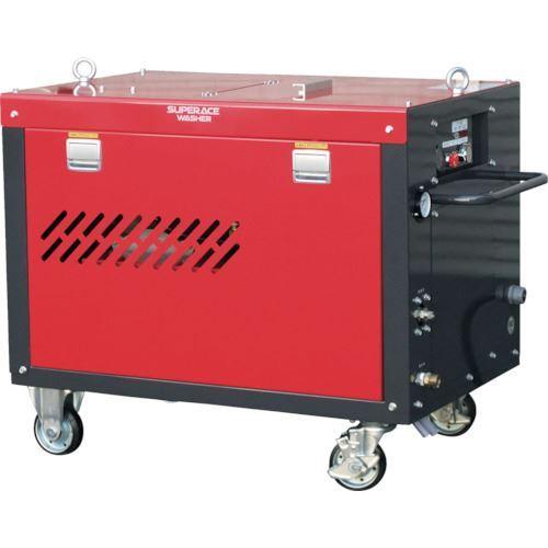 ■スーパー工業 モーター式高圧洗浄機SAL-4515-2-60HZ  〔品番:SAL4515-2-60HZ〕【1261638:0】「送料別途見積り」・「法人・事業所限定」・「掲外取寄」