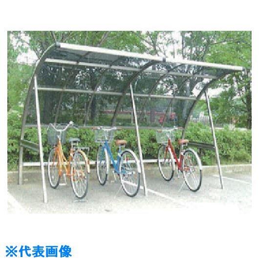 ?ダイケン 多目的自転車置場システムスペース基準型 〔品番:CY-AC18〕外直送元【1270671:0】【大型・重量物・個人宅配送不可】