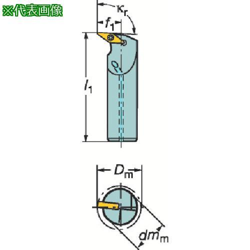 ■サンドビック コロターン107 ポジチップ用ボーリングバイト A32T-SVUBR16 【1280210:0】