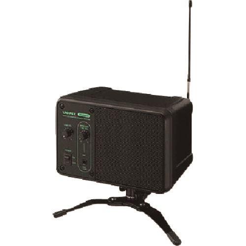 ユニペックス 株 ワイヤレスシステム ■ユニペックス ワイヤレスモニタースピーカー〔品番:WAS05A〕 事業所限定 1280639:0 外直送元 法人 テレビで話題 大人気