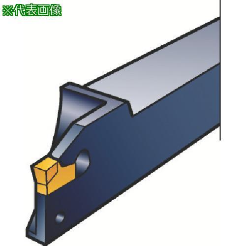 ■サンドビック T-Max Q-カット 突切り・溝入れ用シャンクバイト R151.20-1616-30 【1291734:0】