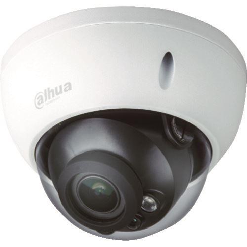 ?DAHUA 200万画素 IP 赤外線付防水ドーム型カメラ 122×88.9 ホワイト 〔品番:DH-IPC-HDBW2221RN-ZS〕直送【1344181:0】【個人宅配送不可】