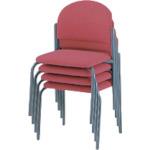 【受注生産品】 ?ライオン 会議用椅子 #2326F ローズ〔品番:69565〕【1346742:0】[送料別途見積り][法人・事業所限定][外直送][店舗受取], アヤウタグン 5476605f