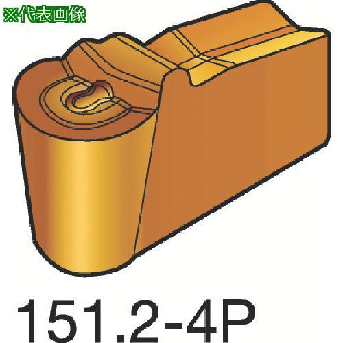 ■サンドビック T-Max Q-カット 突切り・溝入れチップ 235(10個) N151.2-300-30-4P 【1363816×10:0】