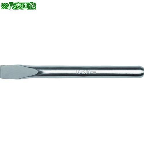 ■バーコ ステンレス製チゼル 400MM  SS610-25-400 【1384290:0】