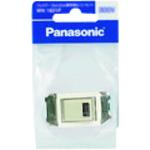 ■Panasonic フルカラー埋込パイロットスイッチB《10個入》〔品番:WN5241P〕【1445268×10:0】