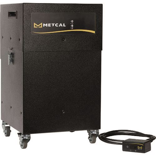 ■メトカル Metcal Volume Fume Extraction System (ヘパ+ガスフィルター)〔品番:VFX1000H〕【1448409:0】[送料別途見積り][法人·事業所限定][外直送][店舗受取不可]
