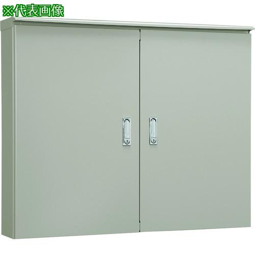 ■NITO 日東工業 屋外用制御盤キャビネット OR25-812-2 1個入り  〔品番:OR25-812-2〕【1459718:0】[法人・事業所限定][直送元]
