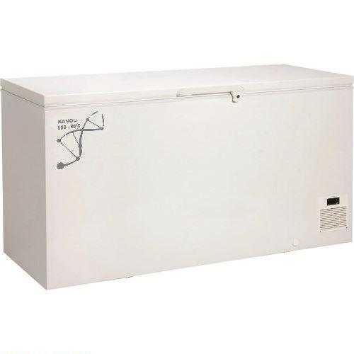 ■福島工業 超低温フリーザー 冷却性能-85~-60℃ 有効内容積365L  〔品番:LAB41〕外直送元【1460564:0】【大型・重量物・個人宅配送不可】