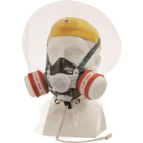?シゲマツ 避難用ろ過式呼吸用保護具 ER83-MF15 〔品番:ER83-MF15〕【1467815:0】[送料別途見積り][法人・事業所限定][掲外取寄]