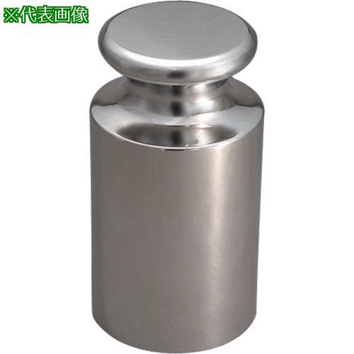 ■VIBRA OIML型円筒分銅(非磁性ステンレス) 2G F1級  〔品番:F1CSO-2G〕外直送【1528300:0】
