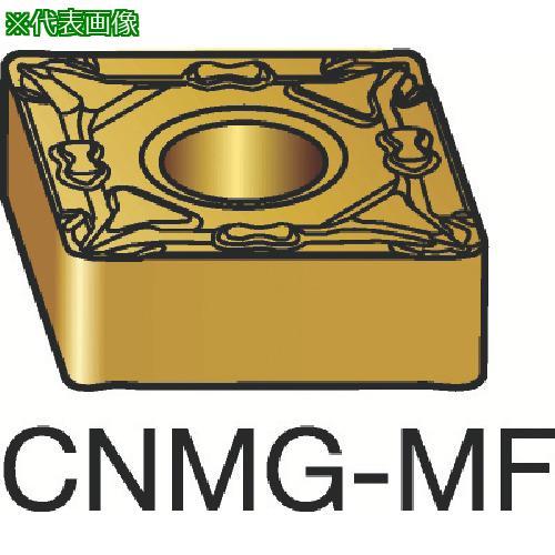 ■サンドビック T-Max P 旋削用ネガ・チップ 235(10個) CNMG 【1537261×10:0】