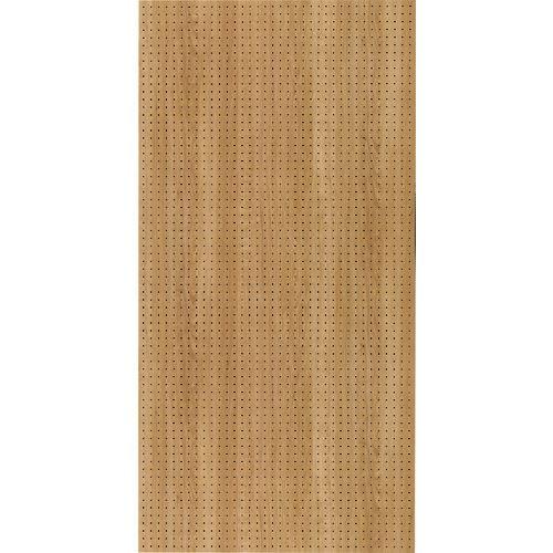 ■光 木調パンチングボードウッディ オーク 約910×1820MM 3枚入 〔品番:PGMBD189-5〕【1543783×3:0】【大型・重量物・個人宅配送不可】【送料別途見積もり】