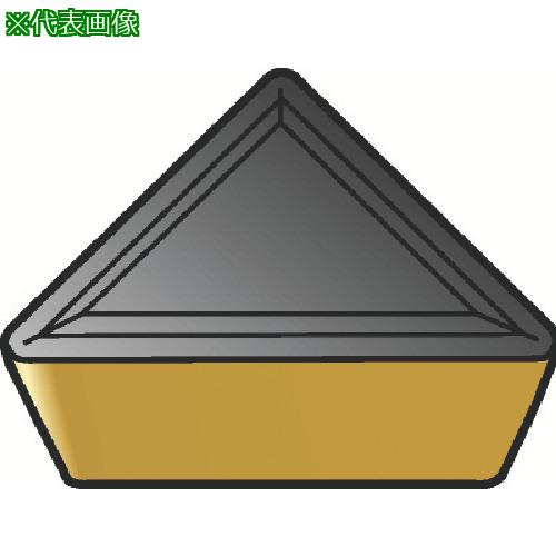 ■サンドビック T-Max S 旋削用ポジ・チップ 2025(10個) TPMR 【1561022×10:0】