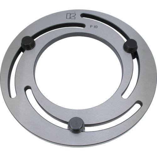 ■KKK チャックメイト「油圧」 10インチ 20mm P10-20 (株)カワシモ【1566687:0】