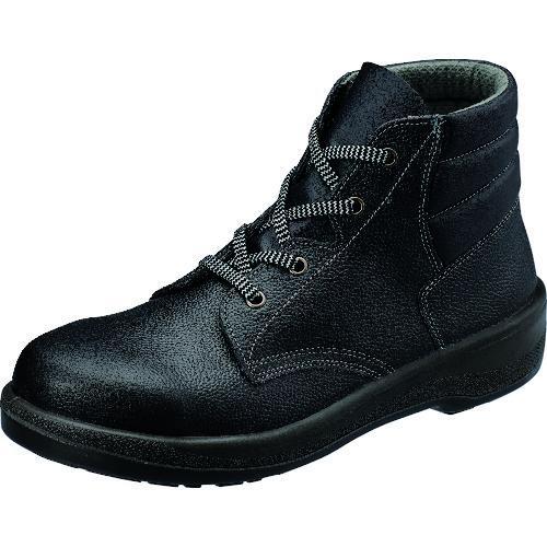 ■シモン 安全靴 編上靴 7522黒 27.5cm 7522N-27.5 (株)シモン【1578529:0】