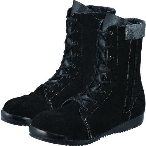 ■シモン 高所作業用安全靴 3033C付黒床 25.5  3033CBKT-25.5 【1587547:0】