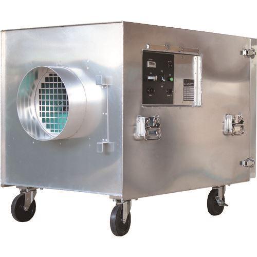 ■アゼアス 集じん・排気装置 AT-2000PRO  〔品番:AT-2000PRO〕外直送【1587721:0】【大型・重量物・送料別途お見積り】